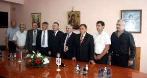 Братимљење општина Старе Херцеговине са општином Обреновац