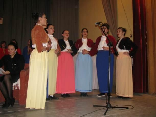 etno pjevanje