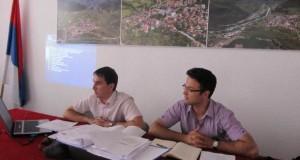 Представници Регулаторне комисије за енергетику у Рудом