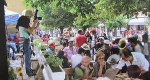 Фолклорци у Прибојској бањи