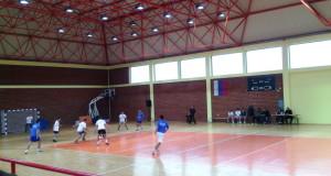 Отворена спортска дворана у Рудом