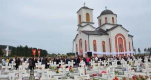 Породице погинулих бораца из Рудог на Сокоцу