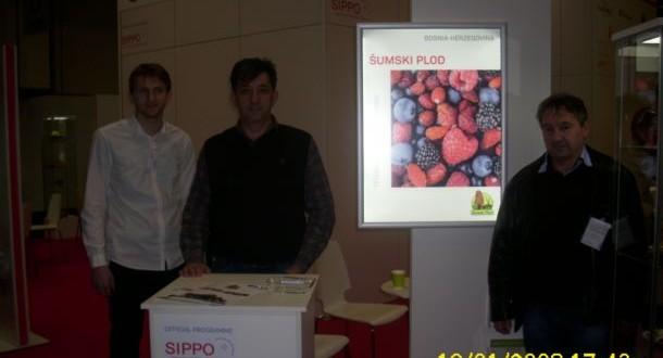 """Predstavnici iz Rudog na sajmu """"Fruit logistika 2016"""""""