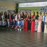 Srednjoškolci iz Rudog proslavili matursko veče