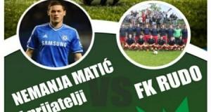 Хуманитарна утакмица за Страхињу Јојевића
