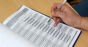 Одлука о изгледу гласачког листића и набавци материјала за спровођење поступка опозива начелника