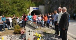 Obilježena godišnjica stradanja u tunelu na Brodaru