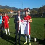 Nova oprema za FK Rudo