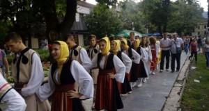 """Gostovanje KUD-a """"Prosvjeta"""" u Bajinoj Bašti i Mojkovcu"""