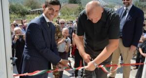 Амбасадор Италије у БиХ Никола Минаси свечано отворио реконструисани објекат у Рудом