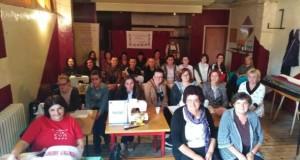 Бесплатан курс шивења за жене из Рудог