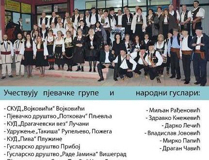 Шести сабор етно музике Рудо