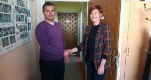 Mjesna zajednica Rudo ustupila opremu OŠ Rudo na korišćenje