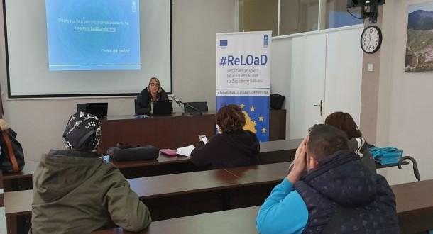 Oдржан менторски састанку у оквиру Јавног позива за предају пројектних приједлога у склопу пројекта (РеЛОаД) у Општини Рудо