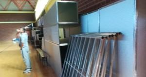 Počeli radovi na uvođenju grijanja u sportskoj dvorani Rudo