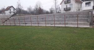 Sanacijom tribina na stadionu u Rudom ulazimo u završnu fazu projekta mjesne zajednice