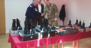 Нова подршка за ватрогасну јединицу Рудо
