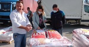 Жене из Сарајевско-романијске регије добиле пакете помоћи