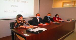 Održana konstitutivna sjednica Skupštine opštine Rudo