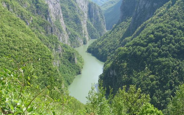 Kanjonska dolina rijeke Lim
