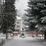 Zima u Rudom