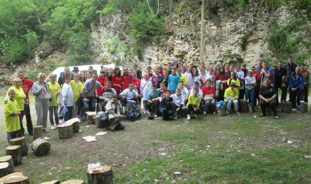 Interkulturalni kamp Strgačina-Rudo