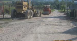 Почело асфалтирање улица на подручју општине Рудо