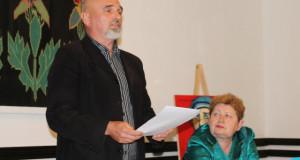 """U Višegradu predstavljena knjiga """"Ofanzivni Gornjodrinski front"""", Predraga V. Ostojića"""