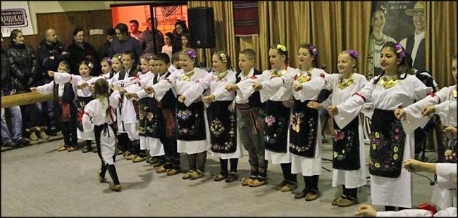 Folklor-Karanovac