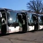 Ред вожње за аутобусе