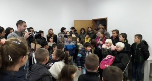 """Додјела пакета хуманитарне организације """"Адра"""""""