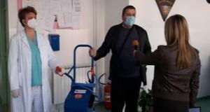 """Donacija za JU """"Dom zdravlja dr Stojana i Ljubica"""""""