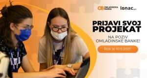 Други позив за пројекте у Омладинској банци Рудо