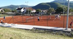 Počinje sa radom teniska sekcija Rudo